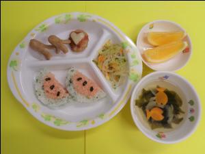 昼食のイメージ写真02